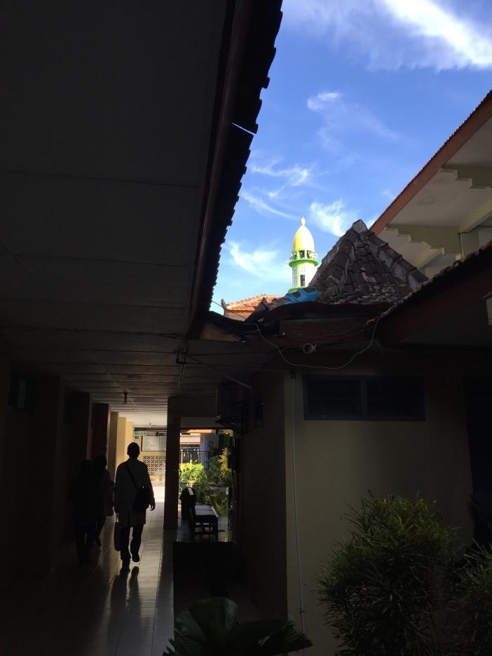 Langit dari Wates